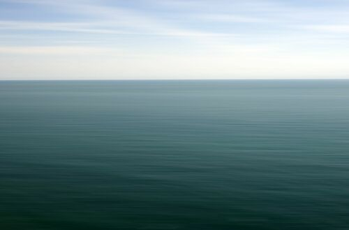 Transitus Sea #18 - FLORIAN MULLER - Photograph