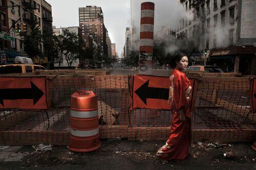 5th avenue geisha -  FORMENTO+FORMENTO - Fotografie