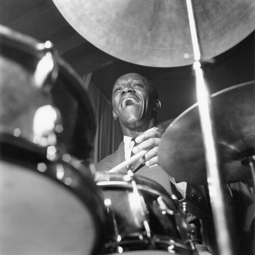 Art Blakey - FRANCIS WOLFF - Photographie