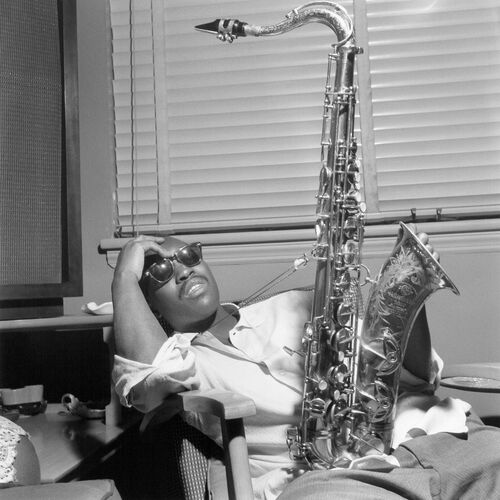 Hank Mobley - FRANCIS WOLFF - Kunstfoto