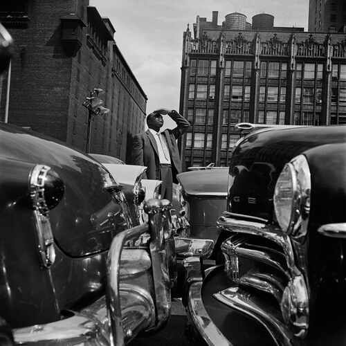 The Magnificent Thad Jones - FRANCIS WOLFF - Fotografia