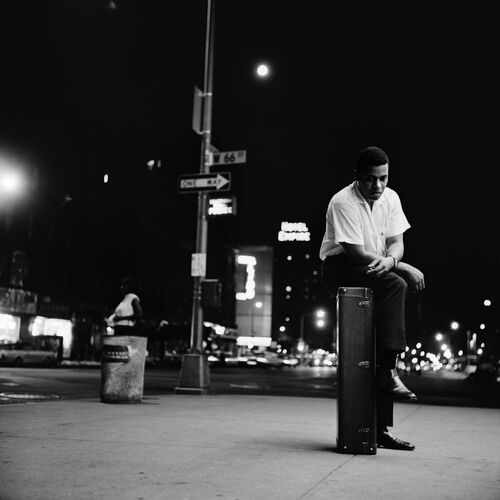 Wayne Shorter - FRANCIS WOLFF - Photographie