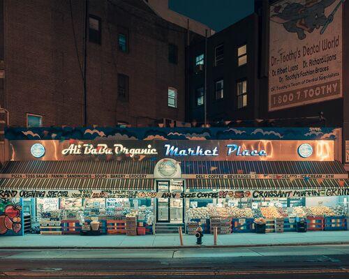 Ali Baba organic market place NY