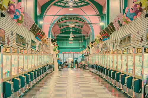 BIG CHOICE ATLANTIC CITY - FRANCK BOHBOT STUDIO - Fotografia