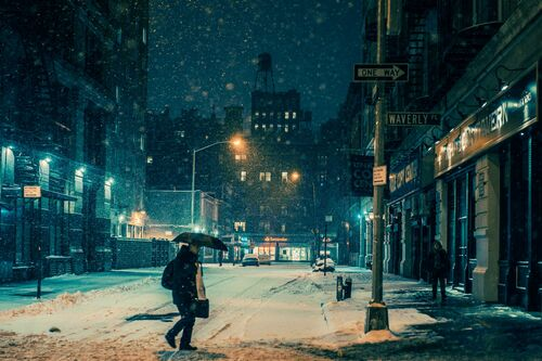 Black night II - FRANCK BOHBOT STUDIO - Photograph
