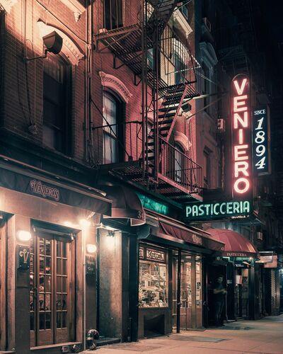Veniero's Pasticceria, NYC - FRANCK BOHBOT STUDIO - Photographie