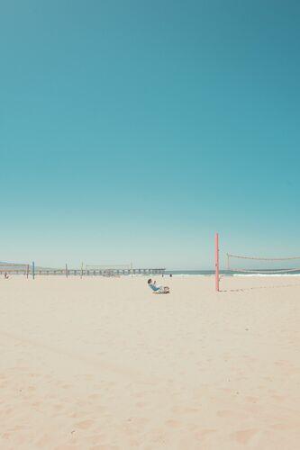 HERMOSA BEACH LA - FRANCK BOHBOT STUDIO - Photograph