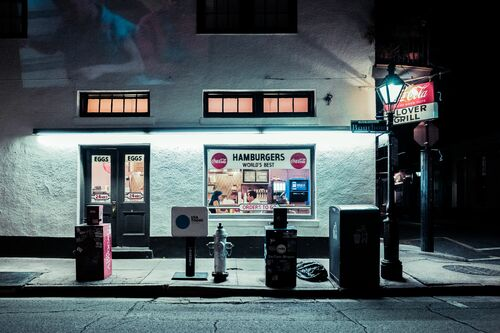 NEW ORLEANS BY NIGHT - FRANCK BOHBOT STUDIO - Photograph