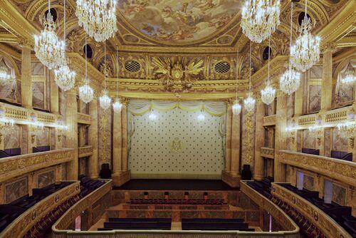 Opéra de Versailles #1 - FRANCK BOHBOT STUDIO - Fotografia