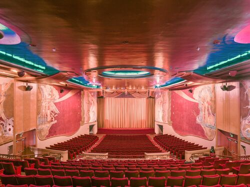 ORINDA THEATRE CALIFORNIA
