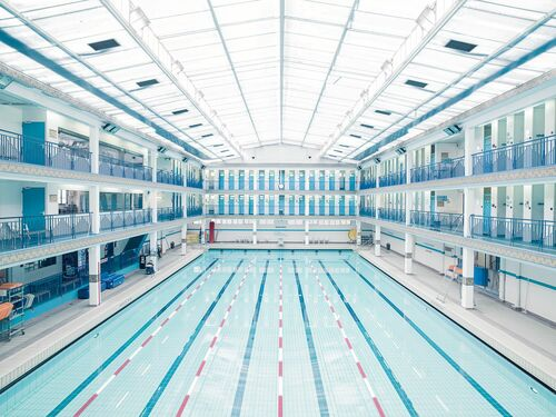 Piscine Pontoise Paris 2014