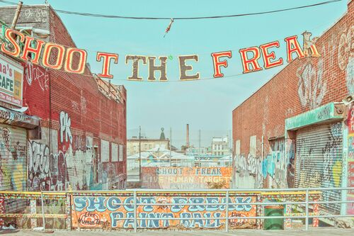SHOOT THE FREAK CONEY ISLAND
