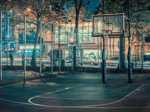 THE CAGE - FRANCK BOHBOT STUDIO - Photograph