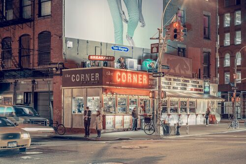 The Corner Deli, NYC - FRANCK BOHBOT STUDIO - Photograph