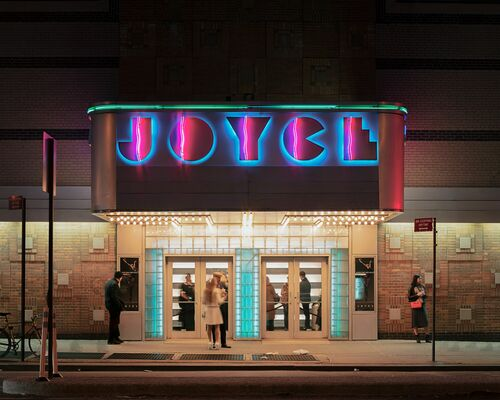 The Joyce Theater NY - FRANCK BOHBOT STUDIO - Photographie
