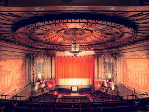 The Castro Theatre II - FRANCK BOHBOT STUDIO - Fotografie