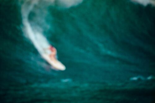 Le surfeur - FRANÇOIS FONTAINE - Fotografie