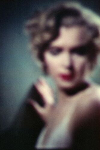 Marilyn Monroe Niagara - FRANÇOIS FONTAINE - Fotografia