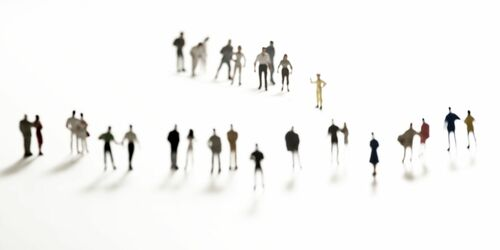 Crowd - FRANK UHLIG - Photograph