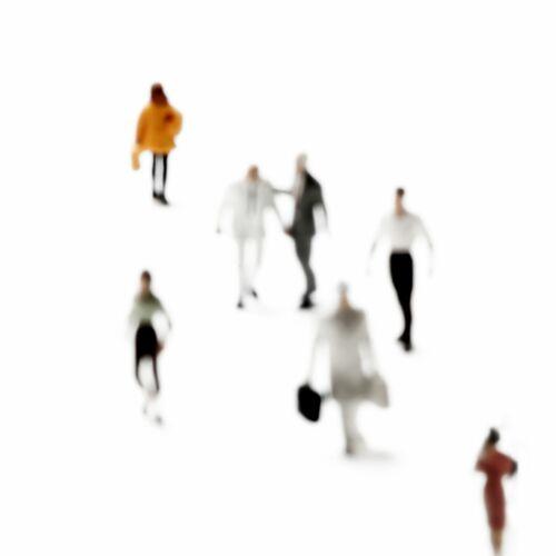 White Cube - FRANK UHLIG - Photograph