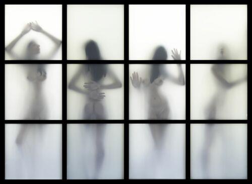 L'attente - FREDERIC LESCHALLIER - Kunstfoto