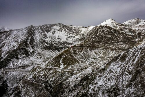 FAGARAS MOUNTAINS - GEORGE BUFAN - Kunstfoto