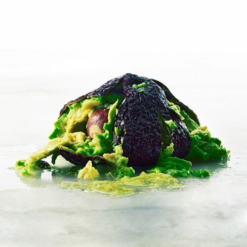 FOOD WASTE AVOCADO - GILDAS PARE - Photograph