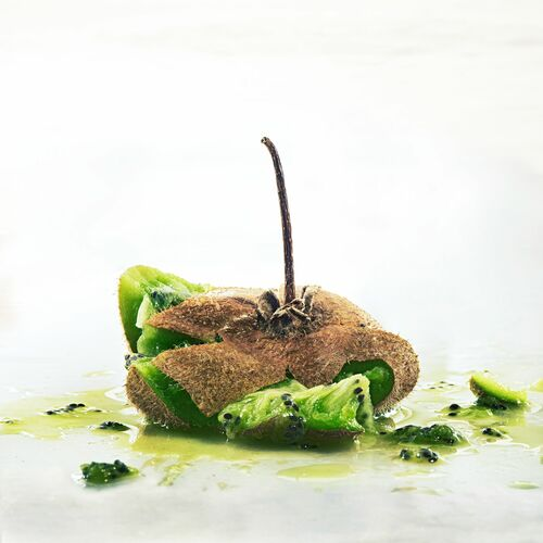 FOOD WASTE KIWI - GILDAS PARE - Photograph