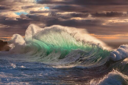 ROUGH SEA 12 - GIOVANNI ALLIEVI - Photographie