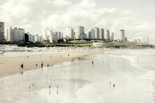 MAR DEL PLATA, ATLANTIC COAST - GUADALUPE LAIZ - Photographie