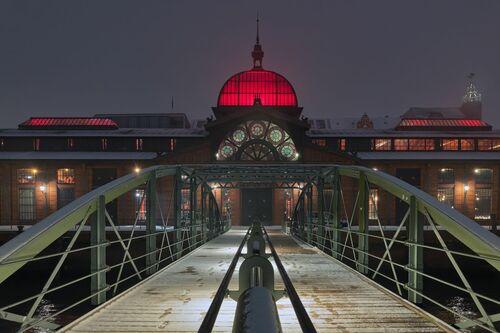 Hamburg Fischmarkt - HANS-JÜRGEN MALCHOW - Photograph