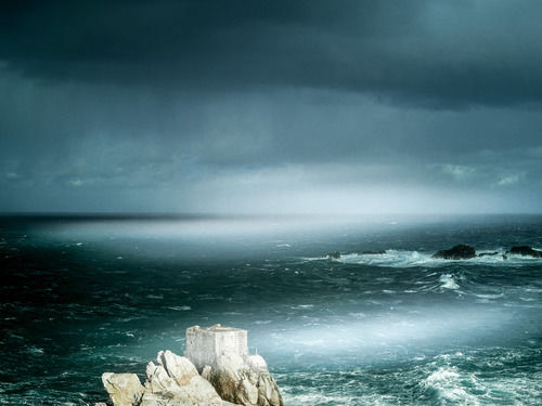 STONE ISLAND - HEROD BECEN - Fotografie