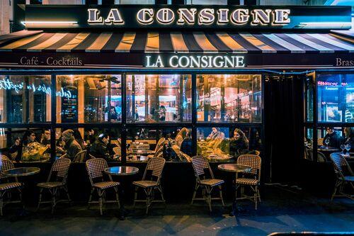 LA CONSIGNE MONTPARNASSE -  JACK AND LUNA - Fotografie