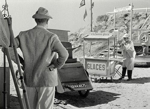 Monsieur Hulot, les glaces et la guimauve