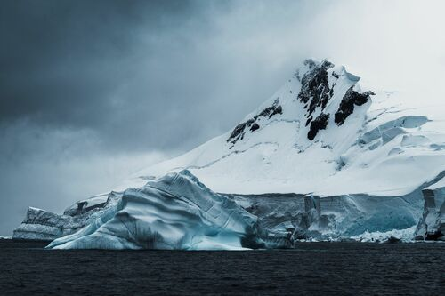 THE ANTARCTIC PENINSULA - JAN ERIK WAIDER - Fotografie