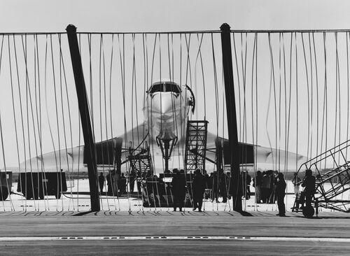 CONCORDE: ESSAIS DE FREINAGE 1968