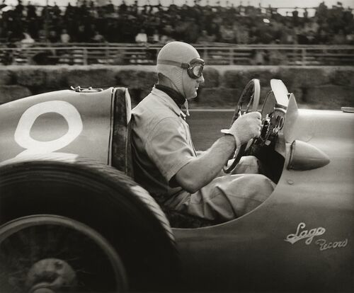 Grand Prix d'Albi, 1951, Louis Rosier