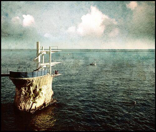 Plongeoir