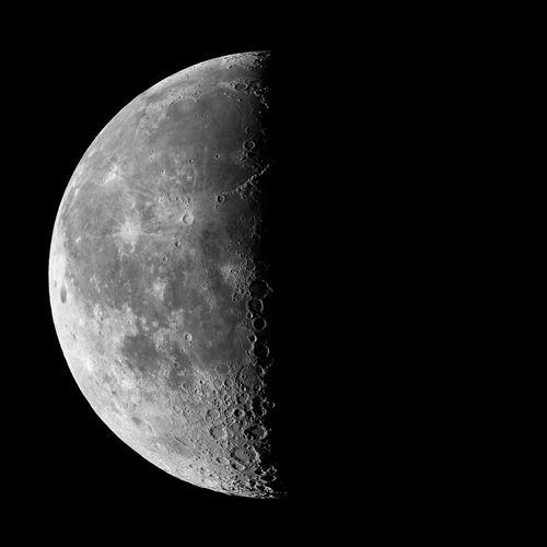 Dernier quartier de lune - JEAN-MARC LECLEIRE - Photograph