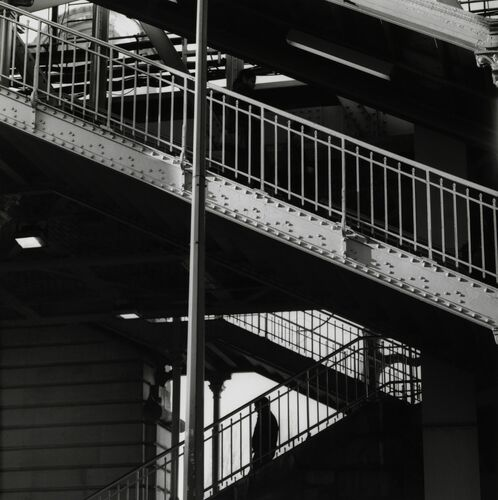 Métro aérien II - JEAN-PIERRE COUDERC - Fotografie