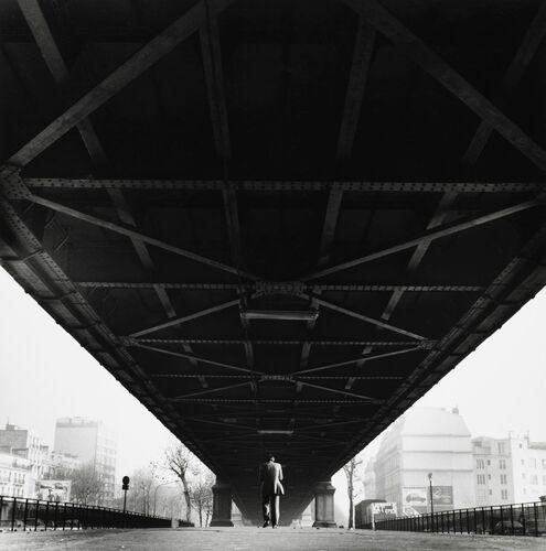 Métro aérien III - JEAN-PIERRE COUDERC - Kunstfoto