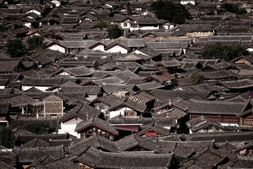 ROOFS SHELTER THE HERITAGES - JEFF KWOK - Photographie