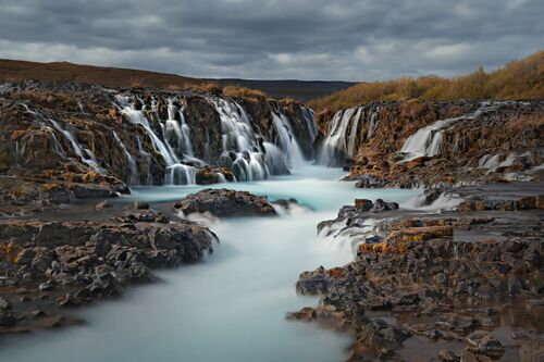 ICELANDIC FOSS NO 19 -  JEFFLIN - Photograph