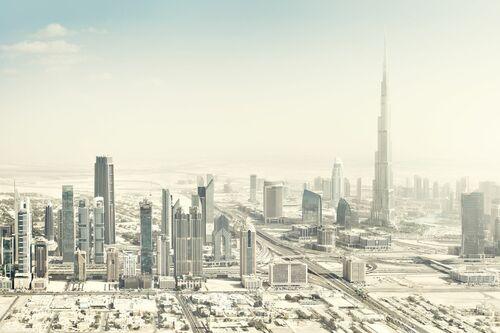 Dubai Aerial I