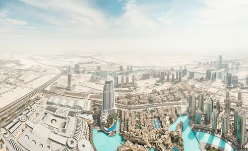 Dubai Aerial III