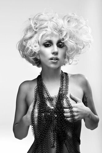 GAGA 001 - JOHN WRIGHT - Photograph