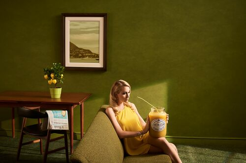 LEMON AID - JOHN WRIGHT - Fotografia