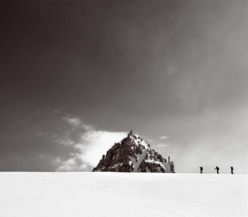 Glacier East Greenland - JON WYATT - Photograph