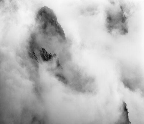HUANGSHAN IV - JON WYATT - Photographie