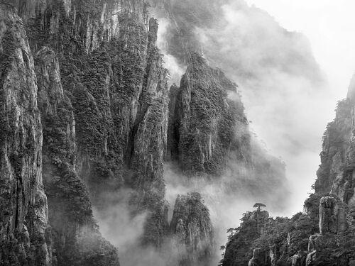 HUANGSHAN II - JON WYATT - Photographie